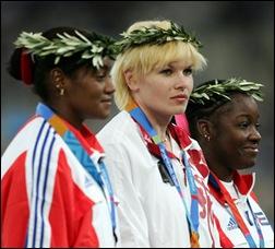 Olga Kuzenkova Olympics Day 13 Athletics 4SJcgmZl7Tvl