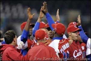 Cuba aspira a mejorar la actuación del WBC 2009. (Foto: Kevork Djansezian/Getty Images)
