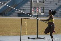 Yarisley Silva y el record nacional de 4.81. Deporcuba/Marzo 2013