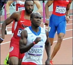 Omar Cisneros. Semifinal Olímpica