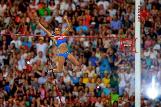 Elena Isinbaeva IAAF World Athletics Championships stGTNv__qt8l