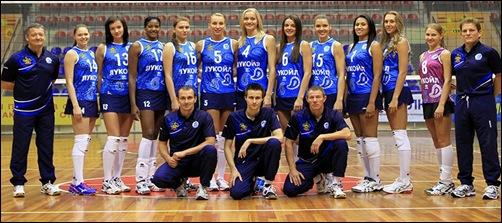 Rosir Calderón en el Dinamo Kazan
