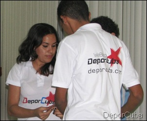 Andy Bermellón y Lilian Cid_DeporCuba.com