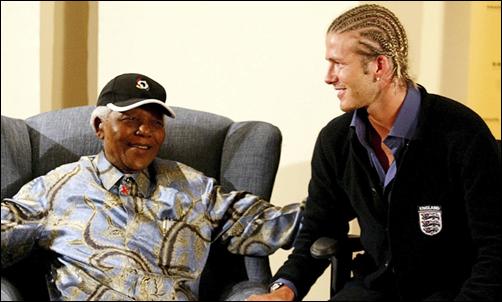 Las mejores fotos de Nelson Mandela y su influencia en el deporte - BBC Mundo - Video y Fotos - 2013-12-06_13.52.57