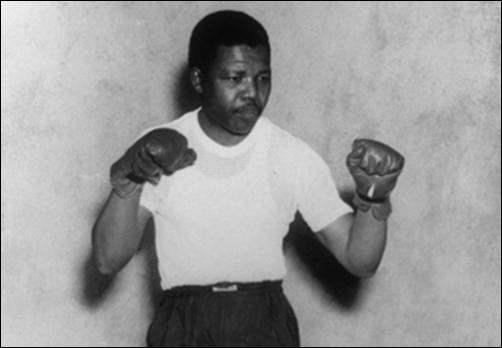Las mejores fotos de Nelson Mandela y su influencia en el deporte - BBC Mundo - Video y Fotos - 2013-12-06_13.54.48
