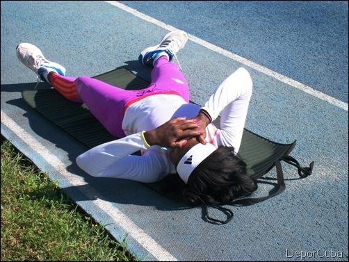 Savigne_regresa_entrenamiento_Cuba