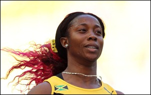 Shelly Ann Fraser Pryce 14th IAAF World Athletics 6Y1_yqx22Y2l