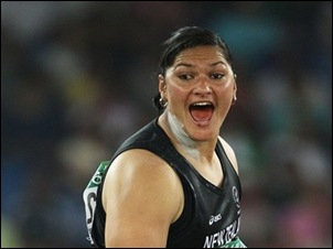 valerie adams shot put