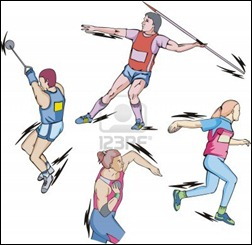 atletismo-lanzamiento-de-peso-disco-martillo-y-jabalina