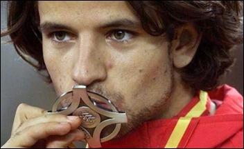 Yago Lamela plata en Sevilla 99