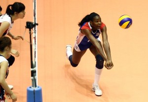 Ana Yilian Cleger Abel. Foto: http://www.fivb.org/