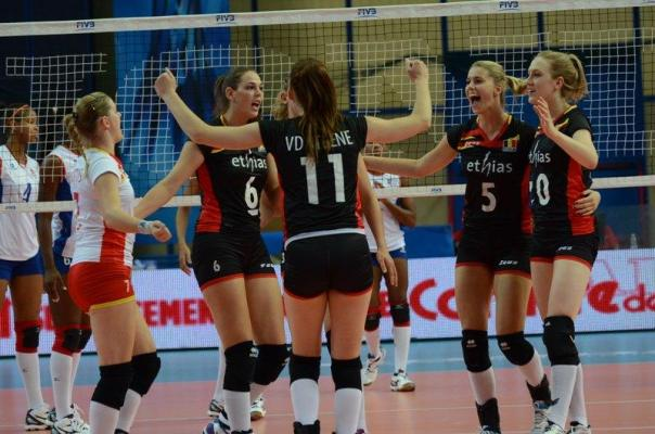 Cubavs.Belgica_Volleyball