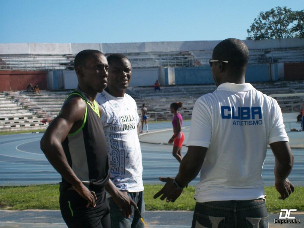 Atletismo cubano reanuda su accionar