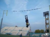 Yarisley Silva_Entrenamients Estadio Panamericano