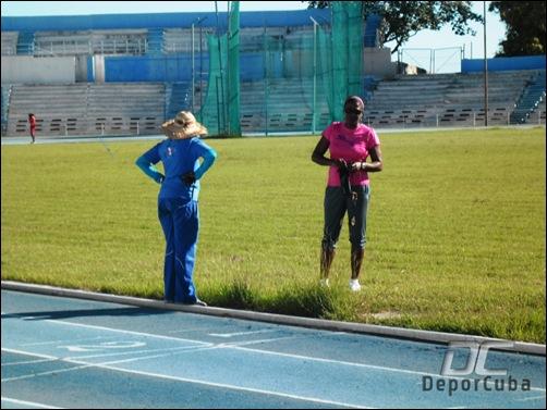 Eloina Kerr_Atletismo_RelevosCuba_Deporcuba