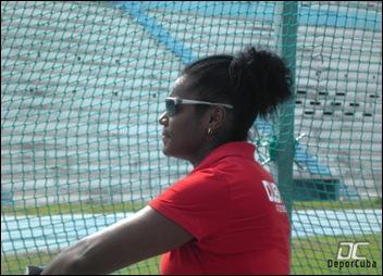 Yipsi Moreno se entrena en La Habana_Veracruz_Deporcuba copia