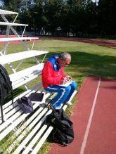 Nelson, entrenador de semifondo