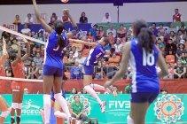 Melisa en acción TeamCuba_Veracruz_.Volleyball.