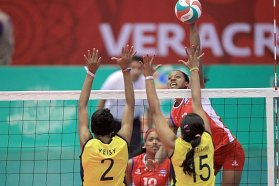 Regla Gracia TeamCuba_Veracruz_.Volleyball.