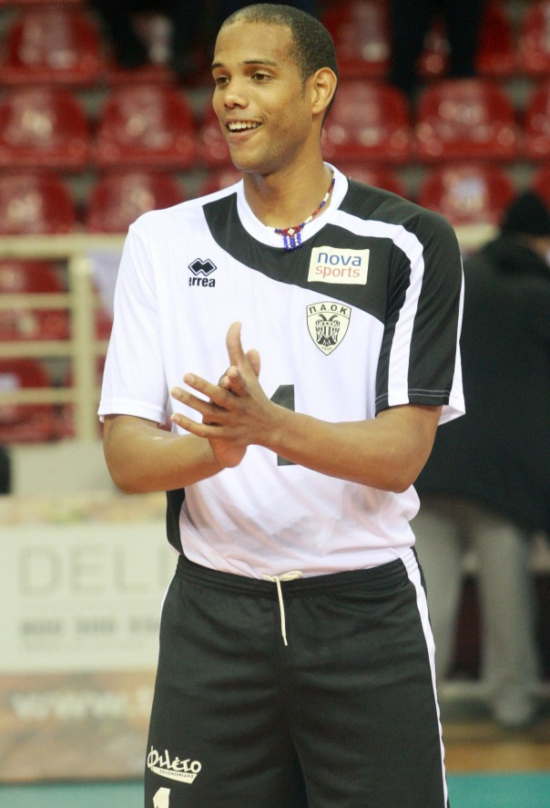 Javier Jiménez (VOLLEYLEAGUE 2014-2015)