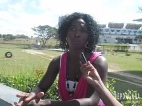 Yarisley Silva en Entrevista con DeporCuba