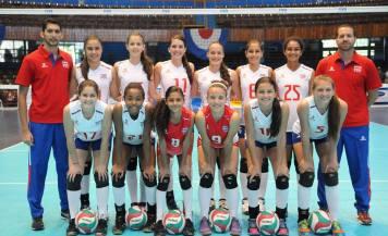 Equipo de Costa Rica #CopaPanamericanaU18