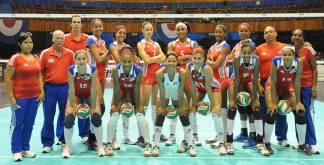 Equipo de Cuba #CopaPanamericanaU18