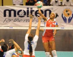 Equipo Cuba de voleibol_III Copa Panamericana u 18_Manolito Jimenez_Cuba