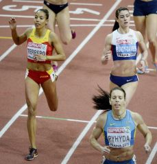Indira Terrero (400m)