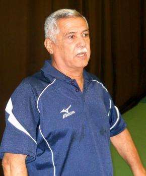 Roberto Garcia_DT Voleibol Femenino Cubano_Granma