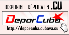 ya disponible deporcuba en dominio .cu