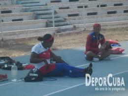 Atletismo se prepara_Foto by Deporcuba (14)