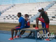 Atletismo se prepara_Foto by Deporcuba (4)