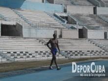 Atletismo se prepara_Foto by Deporcuba (6)