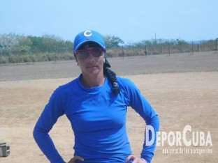 Yuselis Acosta_DeporCuba__Softbal Cuba