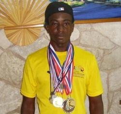 Maykel Demetrio Masso_Atletismo Foto: Sierra Maestra