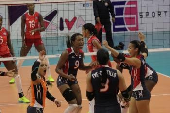 Fotos: Federación Peruana de Voleibol