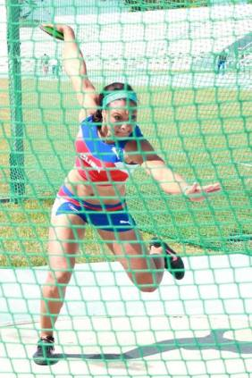 Yaimé Pérez_Copa Cuba 2015_Monica Ramírez