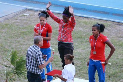 Yarisley Silva_Copa Cuba 2015_Monica Ramírez