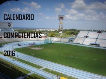 atletismo cubano 2016