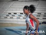 Nombre: Adriana Rodríguez Fecha de nacimiento: 12 de julio de 1999 Marca personal: 5547 puntos (19/03/2016)