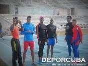 Suárez, González, Larrinaga, Rivero, Mendieta y Nogueras
