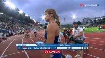 Dafne Schippers se convirtió en la líder de la temporada en los 200 metros