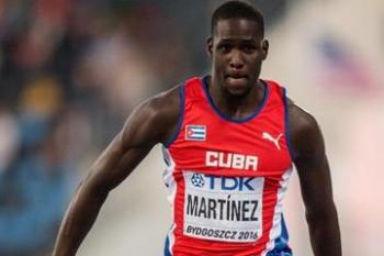 Lázaro Martínez en el CMJ 2016