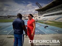 Yaniuvis lópez-impulsion bala Cuba_Rio_Deporcuba