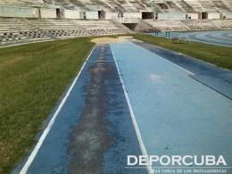 La pistilla no presenta las condiciones necesarias para los entrenamientos del equipo nacional