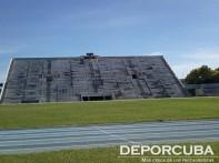 Estadio Panamericano centro de entrenamientos del equipo nacional de atletismo