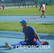 Equipo cubano de relevo 4x400 (Deivy Yera))