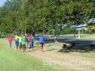 Equipo cubano de velocidad