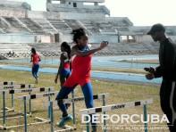 La escuela cubana de salto triple se rejuvenece